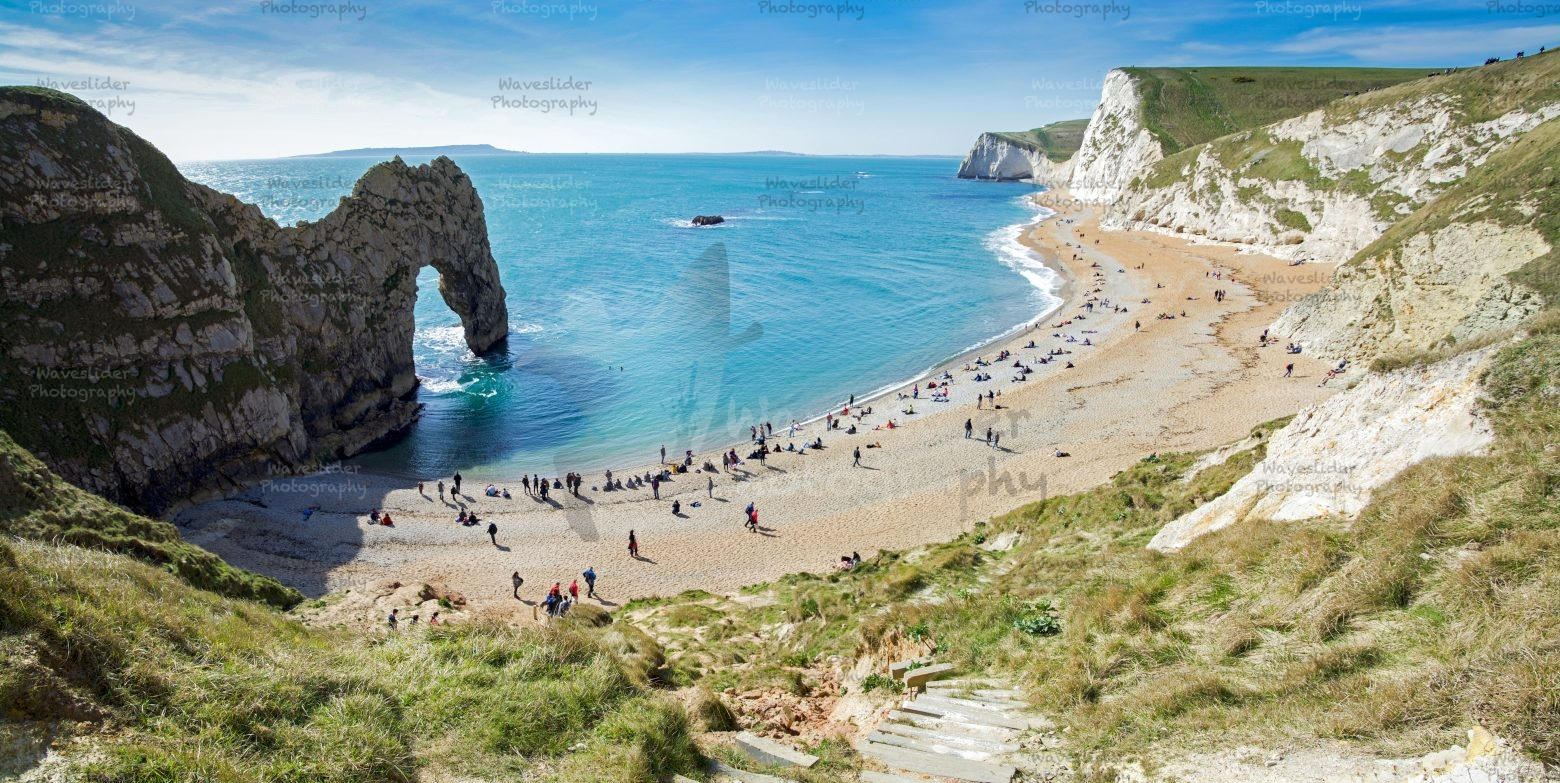 Durdle Door & Durdle Door \u2013 Waveslider Photography